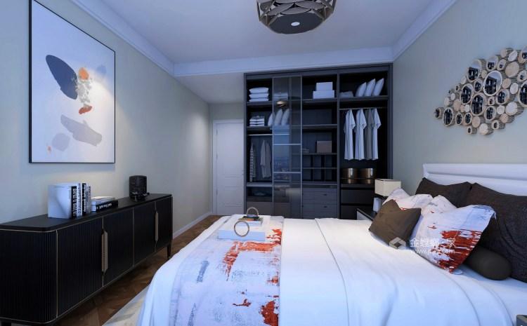 140平4室北欧之家 温情满满-卧室效果图及设计说明