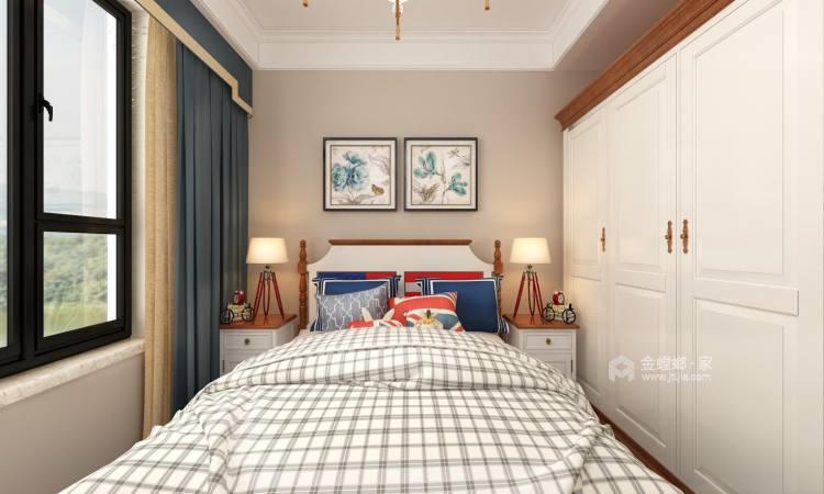4室2厅现代简约,轻奢有格调-卧室效果图及设计说明