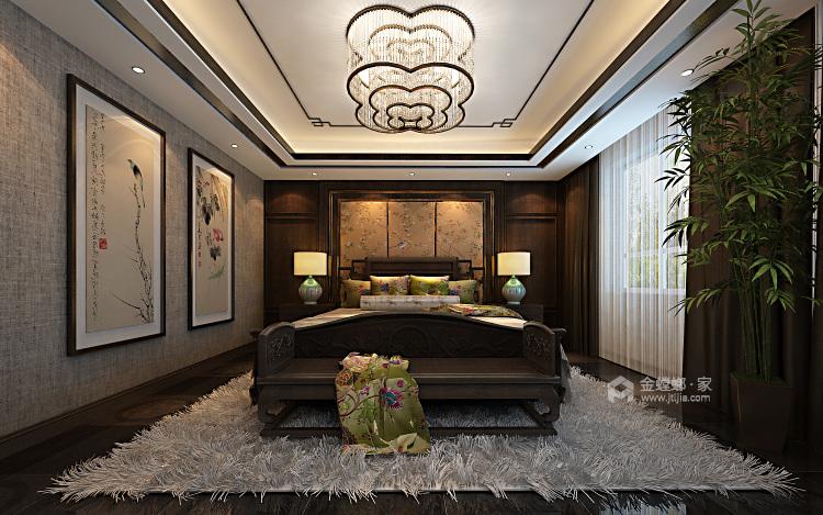 少林寺500平自建房装了多少钱?算算就知道-卧室效果图及设计说明