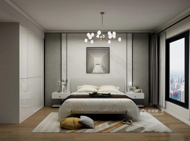 现代轻奢,低调的奢华-老人房