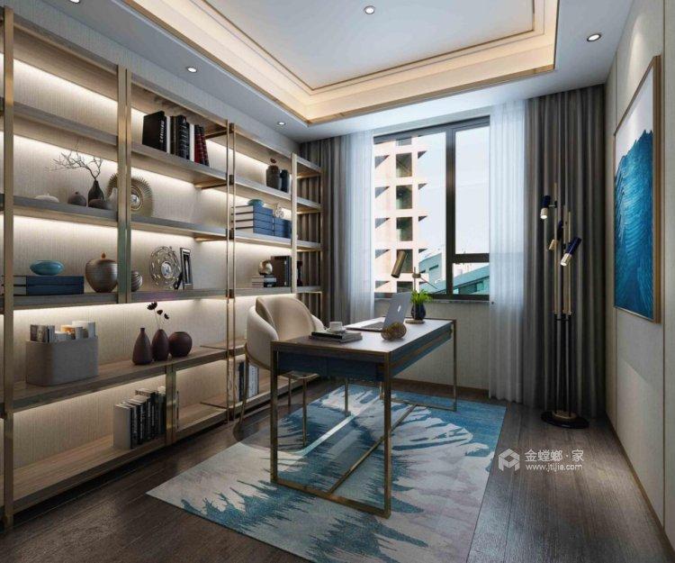 137㎡简洁大方三室,丰富的收纳让家更舒适-卧室效果图及设计说明
