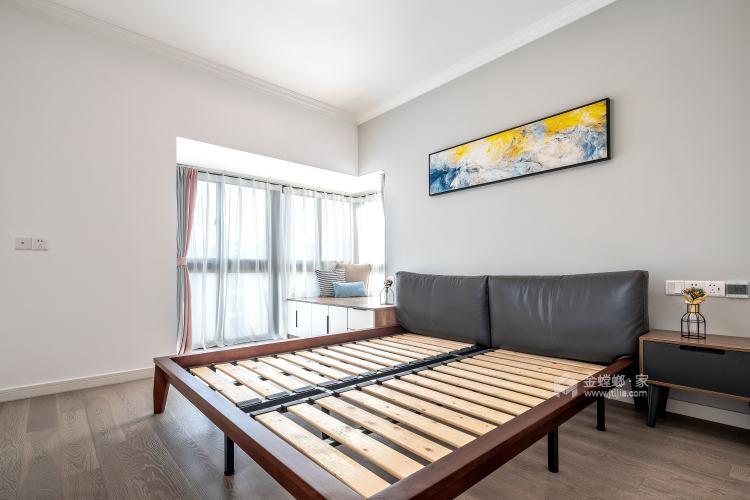 126㎡——期待属于真正自己的家-卧室效果图及设计说明