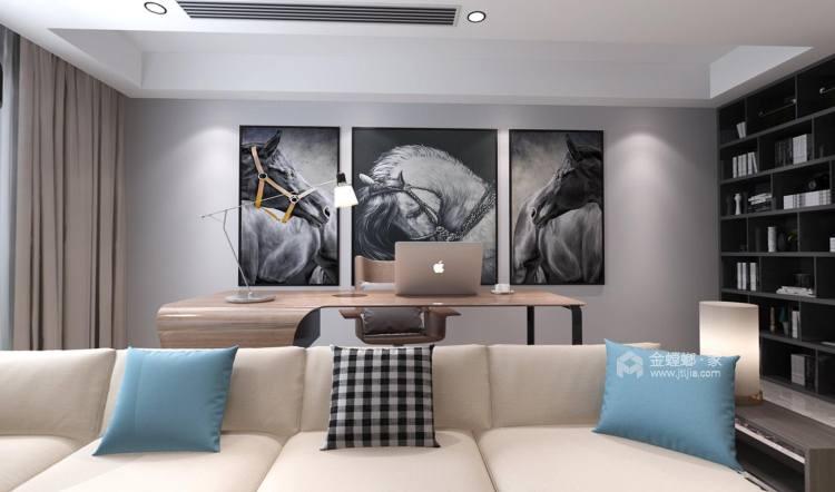 卧室设计新趋势,这才是主流!-客厅效果图及设计说明