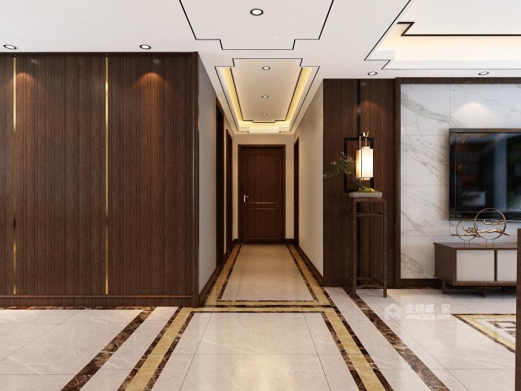 200㎡人文艺术演绎东方之美-走廊