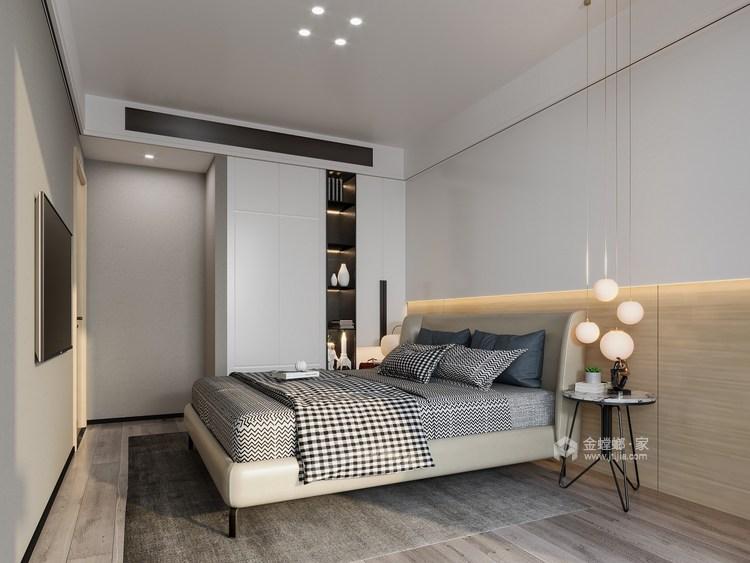 小户型大收纳-卧室效果图及设计说明