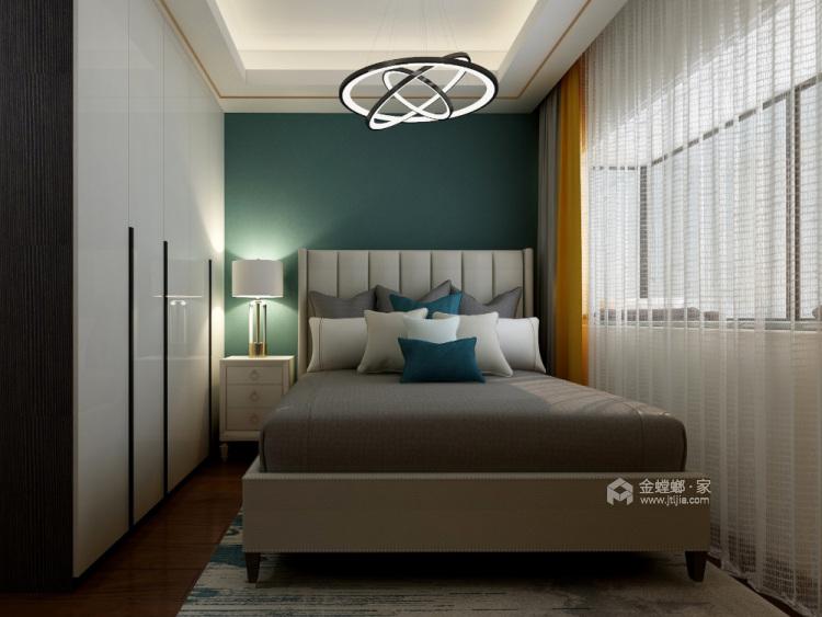 休闲浪漫的小时光——美式轻奢软装-卧室