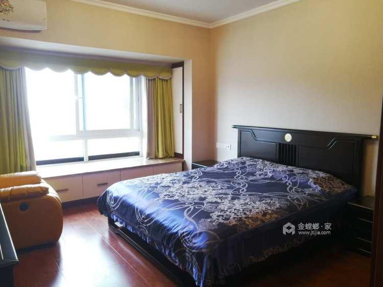 新中式-卧室效果图及设计说明