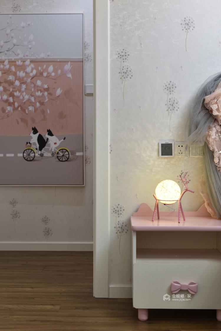 实景 | 永不过时的现代风格-儿童房