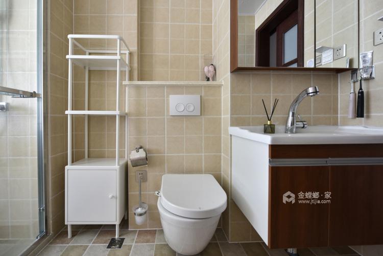 美式轻奢,将高级质感进行到底-卫生间