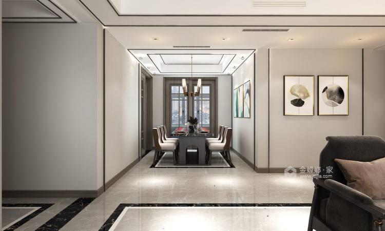 东尚名品-餐厅效果图及设计说明