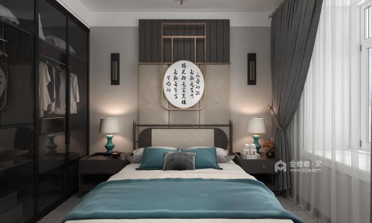 东尚名品-卧室效果图及设计说明