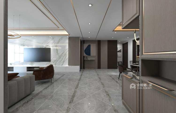 简洁大方现代好家-卧室效果图及设计说明