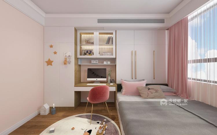 安泰名筑北卧风格-卧室效果图及设计说明