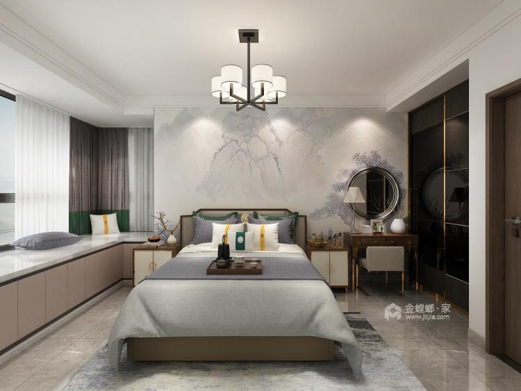 广饶梧桐印象-卧室效果图及设计说明