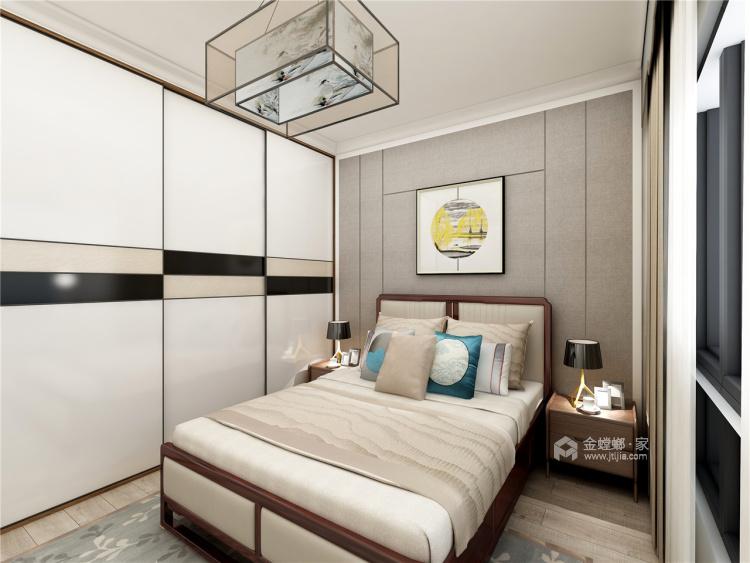 雅致-卧室效果图及设计说明
