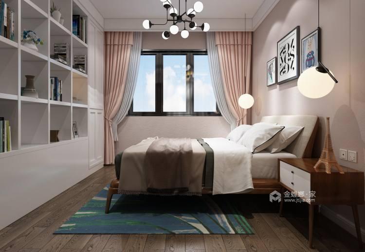 新中式4室156平-儿童房