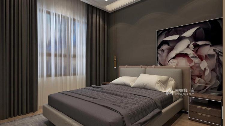 118²以简约诠释奢华-卧室效果图及设计说明