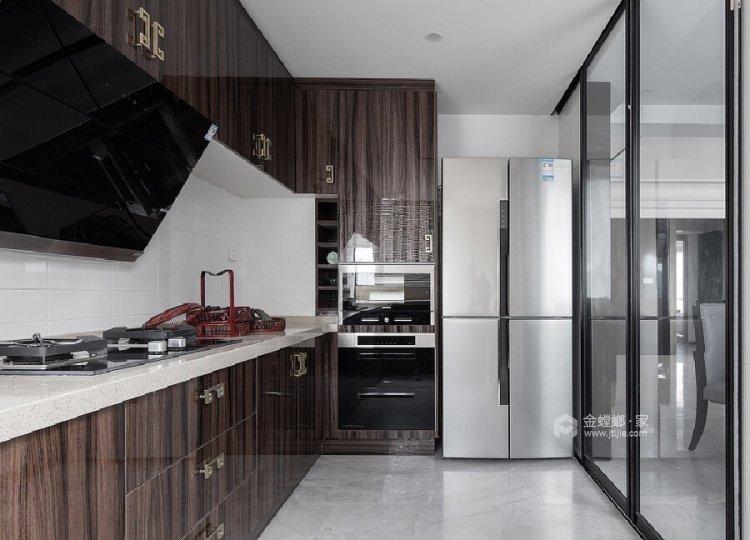 140平善水居新中式风格-厨房