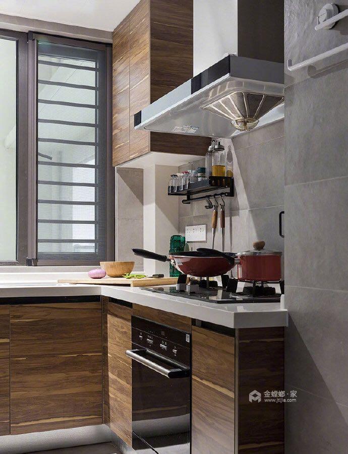 110平名士豪庭现代风格-高级灰的冷色调-其他空间