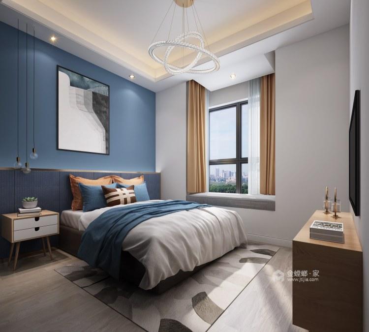 200平北辰香麓欧式风格-视界观-卧室效果图及设计说明