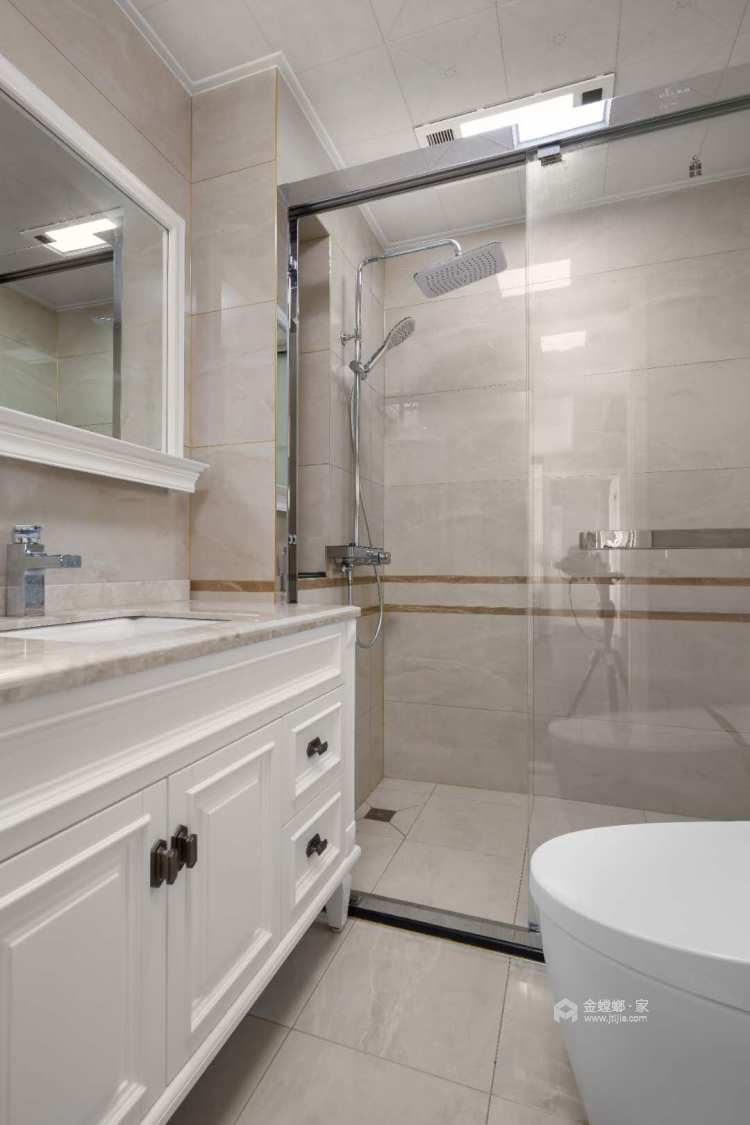 146平威尼斯水城美式风格-卫生间