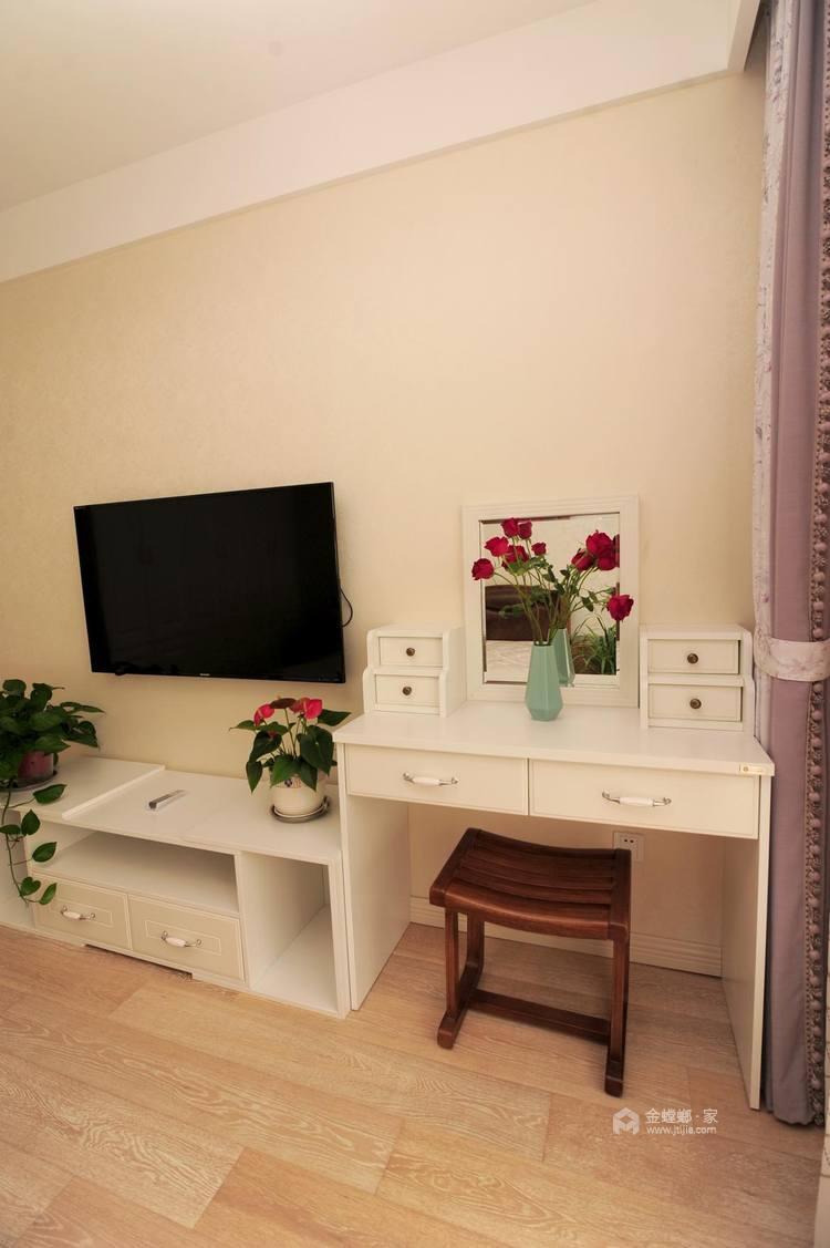 130平威尼斯水城现代风格-卧室效果图及设计说明