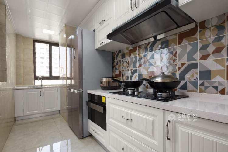146平威尼斯水城美式风格-厨房