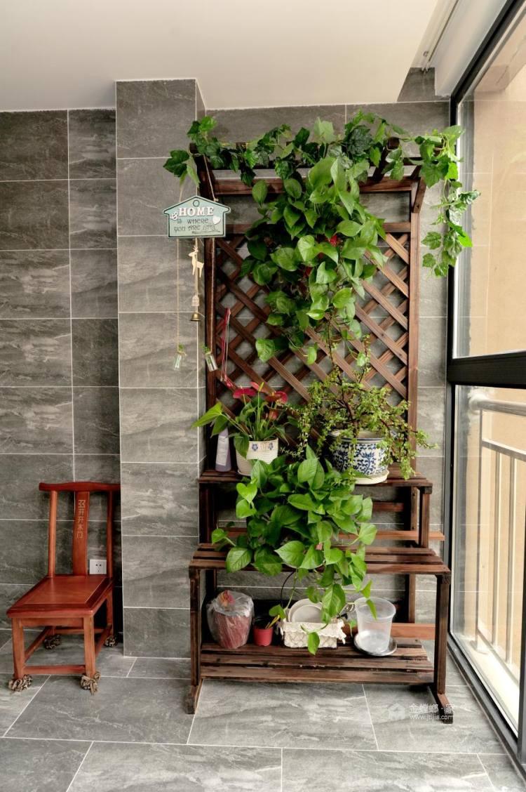 130平威尼斯水城现代风格-阳台