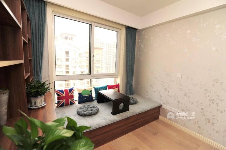 130平威尼斯水城现代风格-卧室