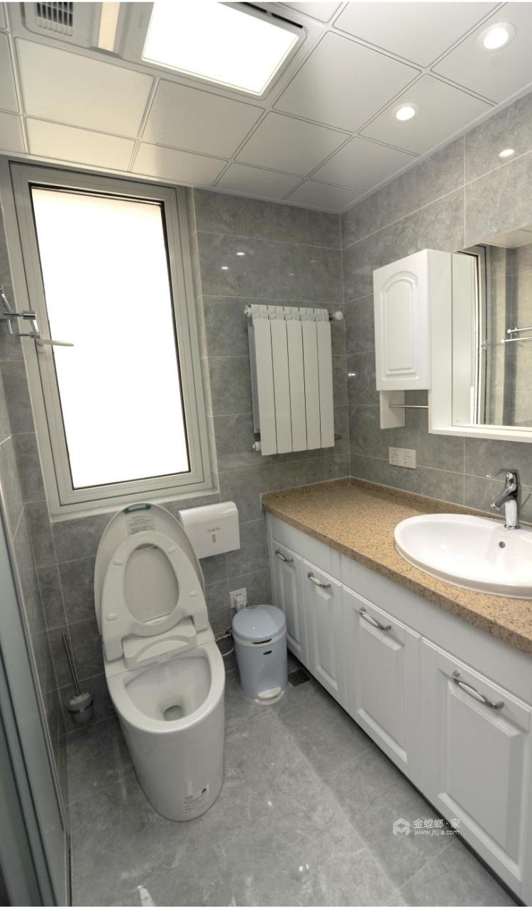 130平威尼斯水城现代风格-卫生间