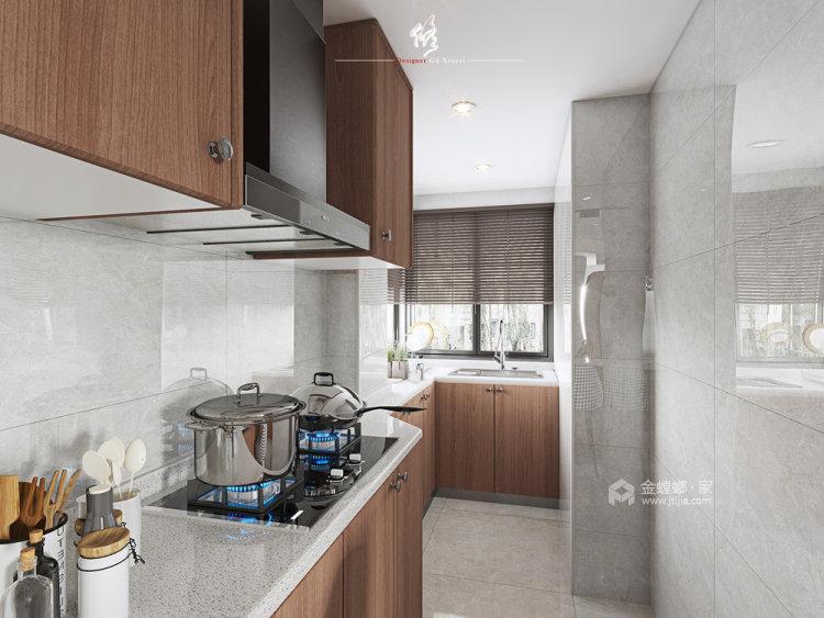 120平陽光公寓日式風格-廚房