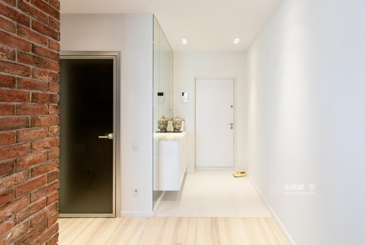 89平雍华府北欧风格-充满摩登感-卧室效果图及设计说明