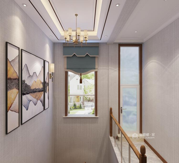 400平康力家园新中式风格-其他空间