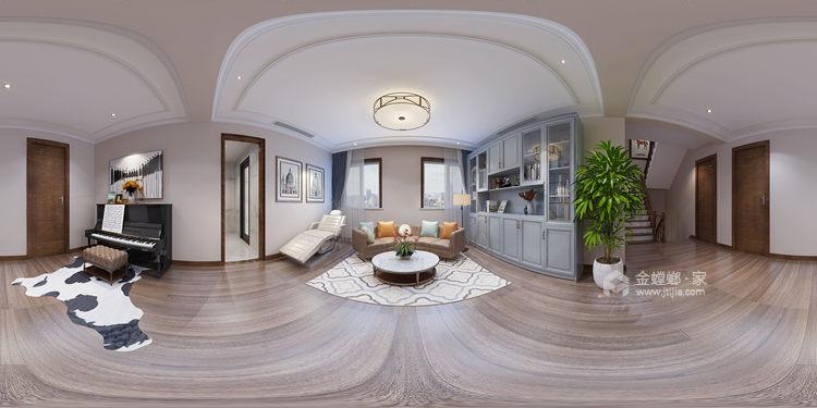 300平白金瀚宫美式风格-其他空间