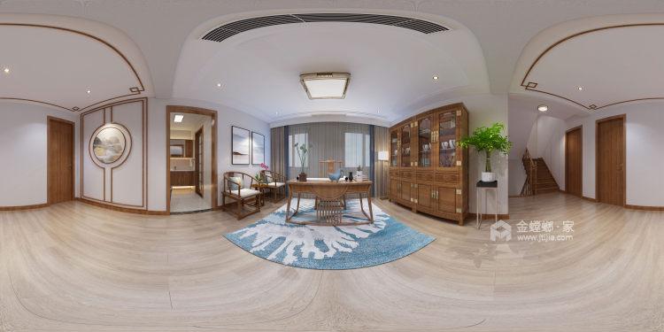 300平白金瀚宫中式风格-其他空间