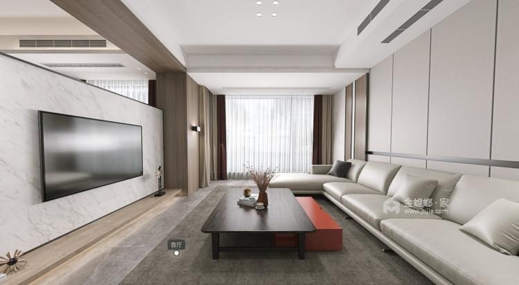 220平建发独墅湾现代风格-简单纯粹的雅致大宅-'全景图封面图'
