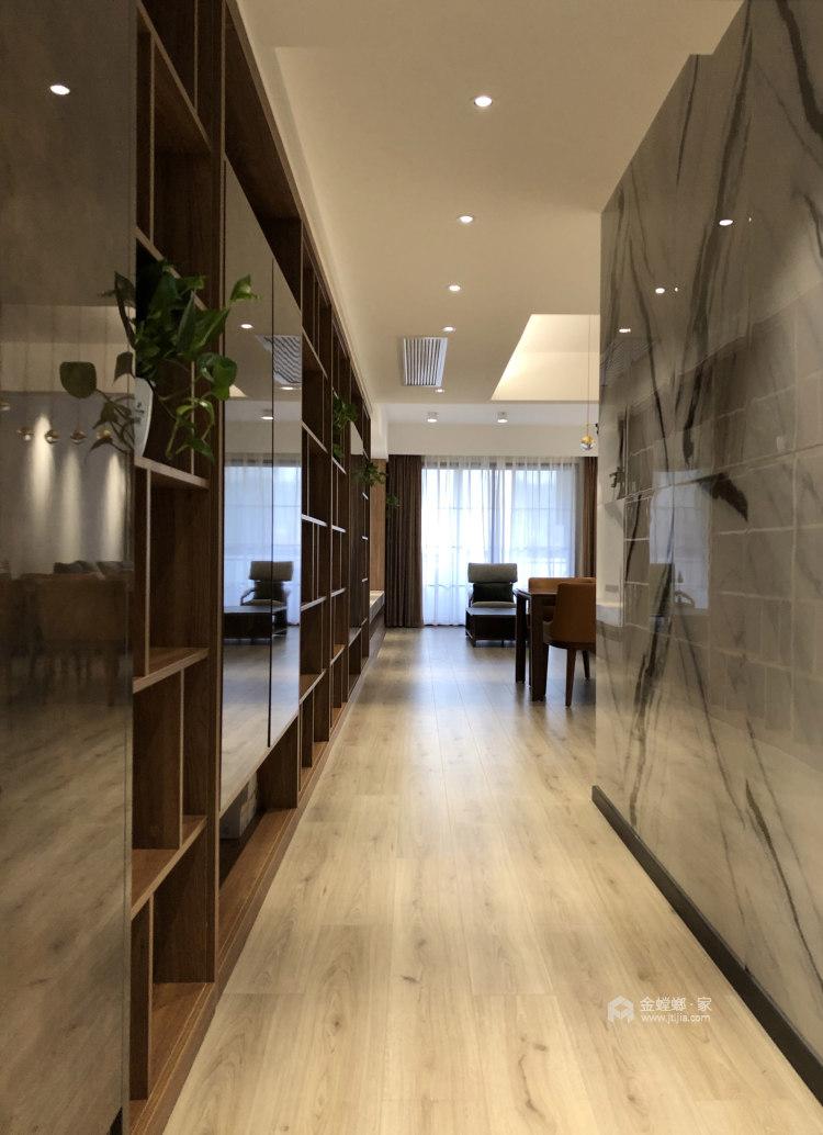 121平梅狮新村现代风格-卧室效果图及设计说明