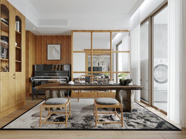 172平吉祥府邸美式风格-其他空间