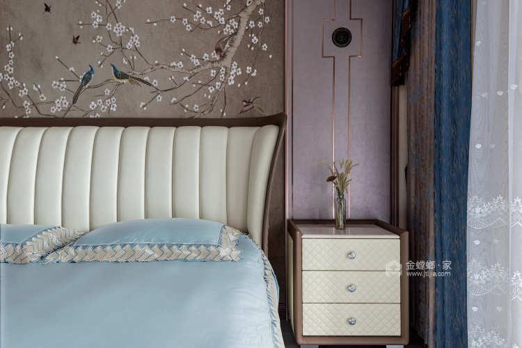 240平丽丰一品中式风格-光阴潺流水,云深不知处-卧室效果图及设计说明
