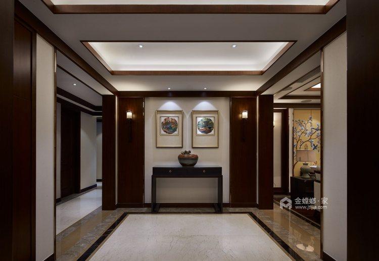 165平御景城新中式风格-闲居雅趣-业主需求&原始结构图