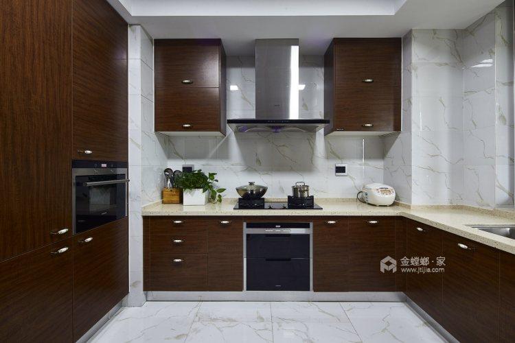 165平御景城新中式风格-闲居雅趣-厨房