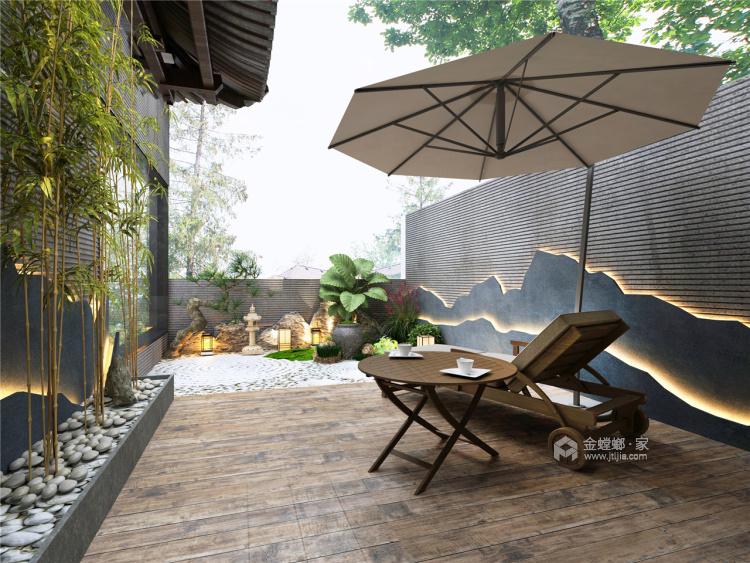 320平庄子别墅中式风格-春花秋月 夏蝉冬雪-其他空间