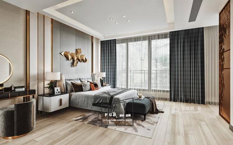 177平花语墅现代风格-品质生活,精致人生-卧室效果图及设计说明