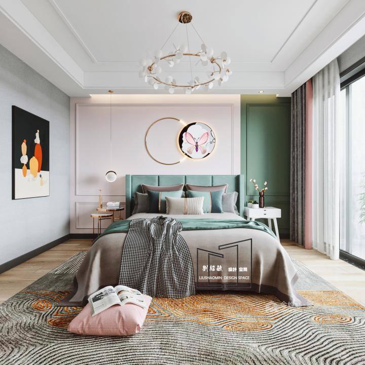 177平花语墅现代风格-品质生活,精致人生-餐厅效果图及设计说明