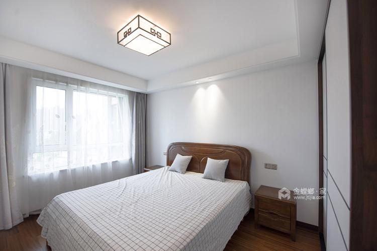 145平弘阳尊邸新中式风格-东篱清雅-卧室
