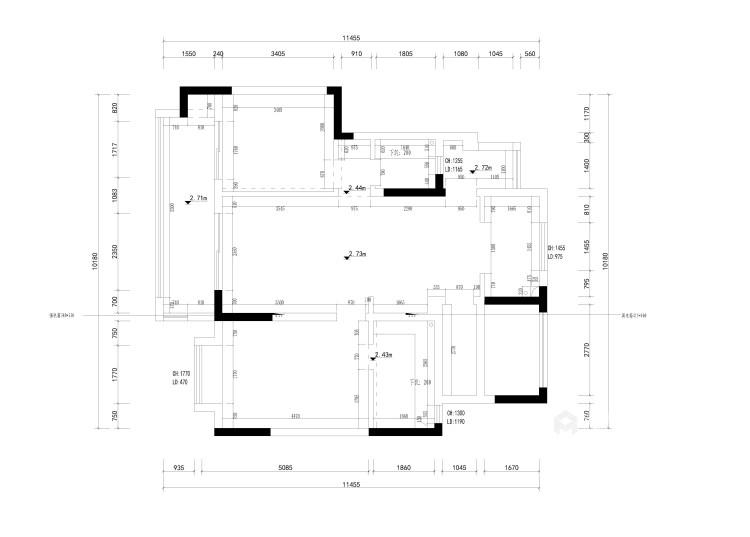 105平三千邑现代风格-简约时尚的设计  让家充满慵懒的舒适-业主需求