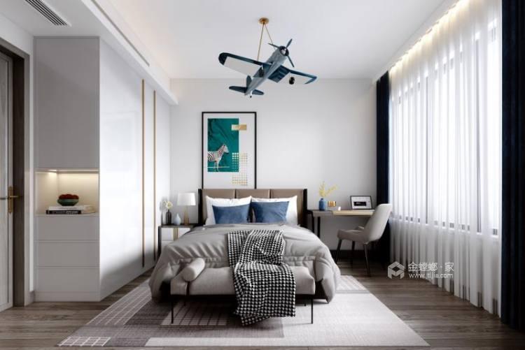 140平橡树湾欧式风格-格调之余~轻奢气质-卧室