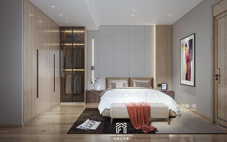 350平梧桐邑新中式风格-诗意东方-卧室