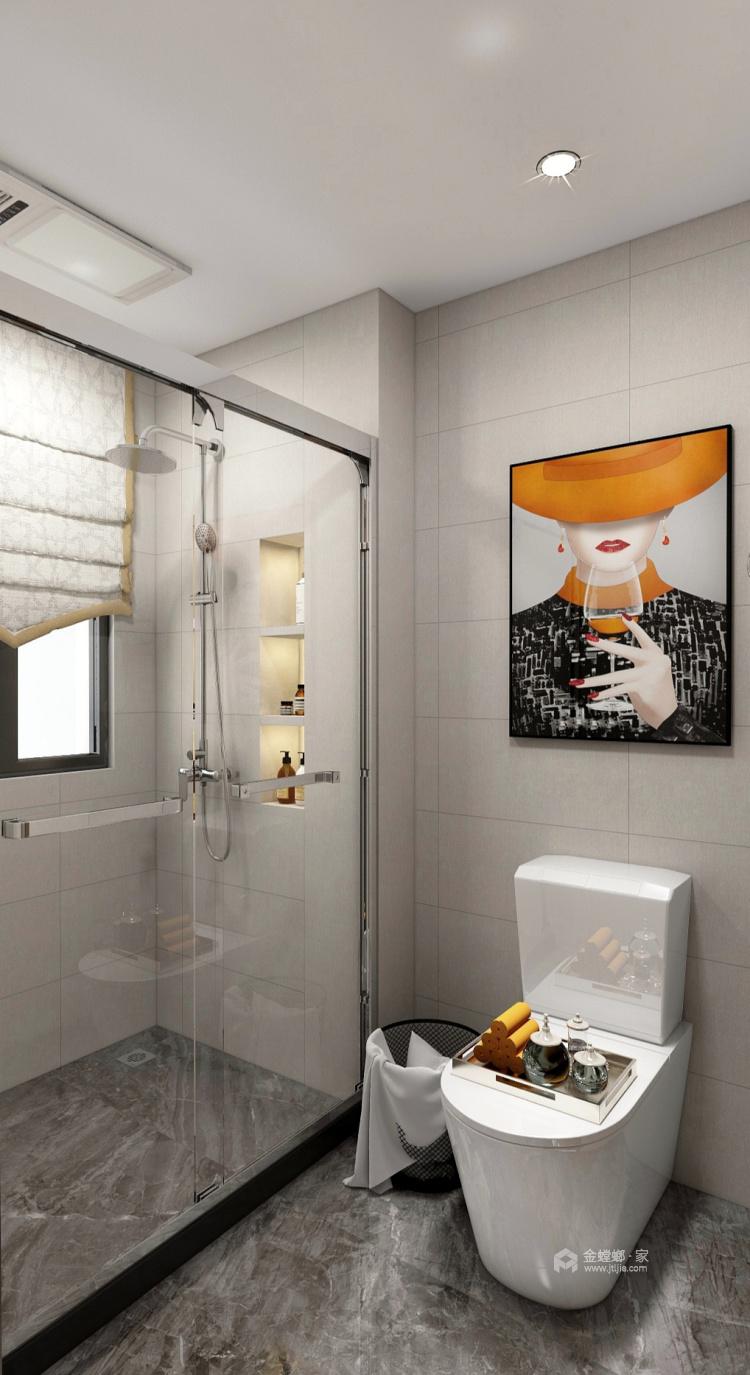143平建业世和府美式风格-华丽深处,梦若浮生-卫生间