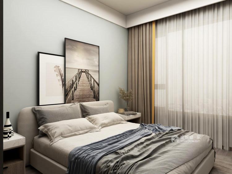 126平牡丹学府新中式风格-真实与诚恳-卧室